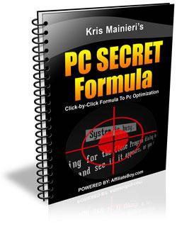 PC Secret Formula